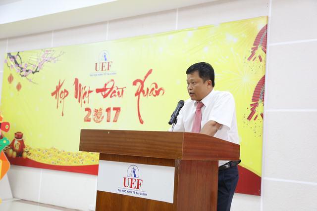 họp mặt tân niên 2017 UEF