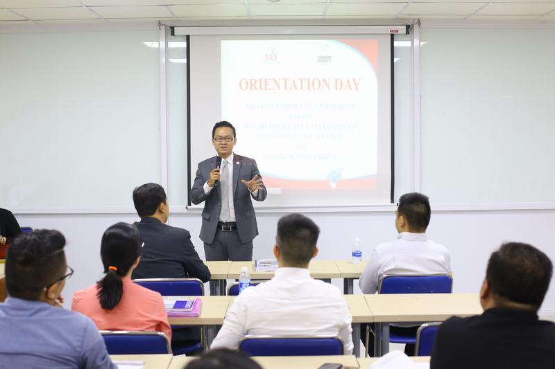 TS Đỗ Hữu Nguyên Lộc - MBA bU Khai giảng
