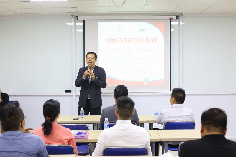 TS Đỗ Hữu Nguyên Lộc - MBA bU Khai giảng 1