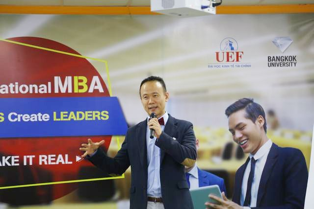 Ra mắt chương trình MBA quốc tế 1
