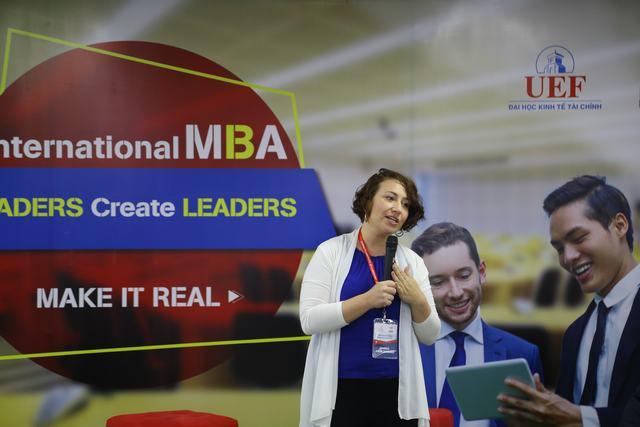 MBA quốc tế tại UEF
