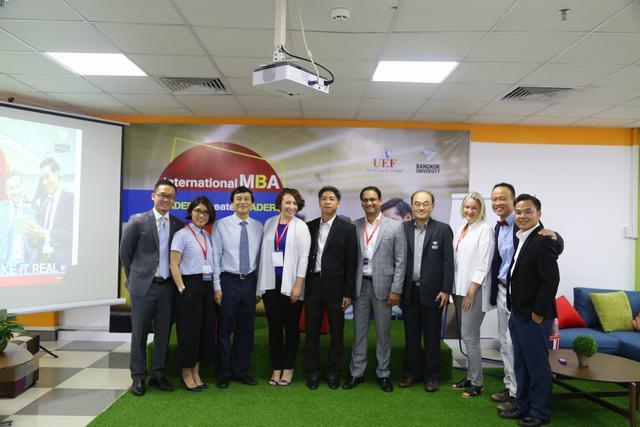 MBA quốc tế tại UEF 2