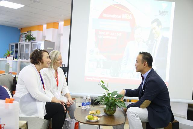 Ra mắt chương trình MBA quốc tế 2