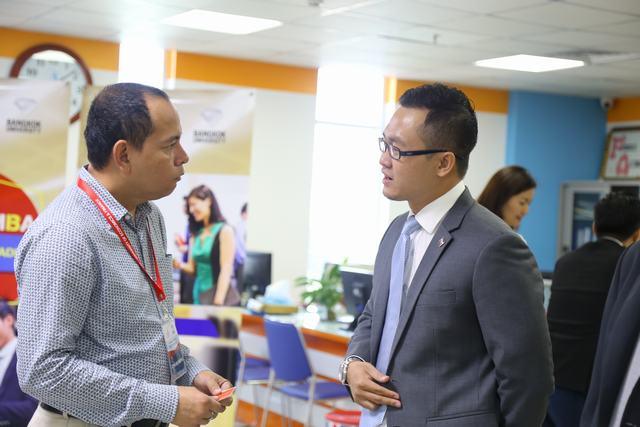 Ra mắt chương trình MBA quốc tế 3