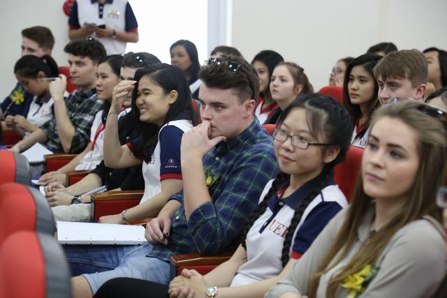 Giao lưu quốc tế - đại học Gloucestershire 6