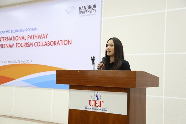 Giao lưu UEF - BU Thái Lan 5