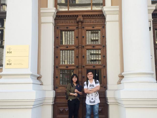 UEF học kỳ hè Hungary 1