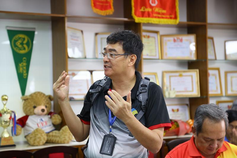UEF thiết lập quan hệ quốc tế với hệ thống 19 trường Đại học Malaysia 4