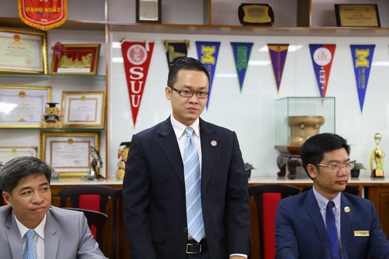 UEF thiết lập quan hệ quốc tế với hệ thống 19 trường Đại học Malaysia 1