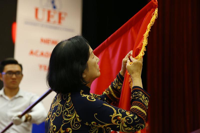 Khai giảng - kỷ niệm 10 năm thành lập UEF 4