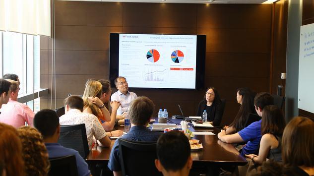 Plus 3 - 2017: Hành trình từ lớp học đến doanh nghiệp