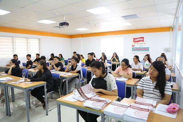 Lớp tiếng Anh dự bị UEF
