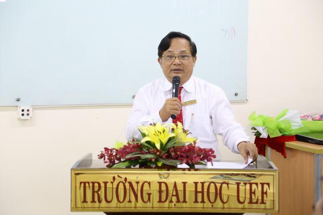 Khai giảng cao học đợt 1 2017