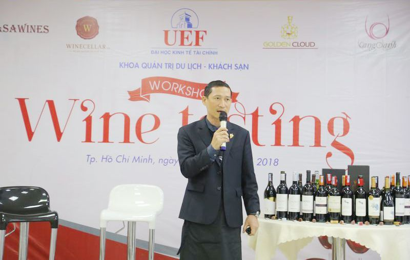 wine tasting uef