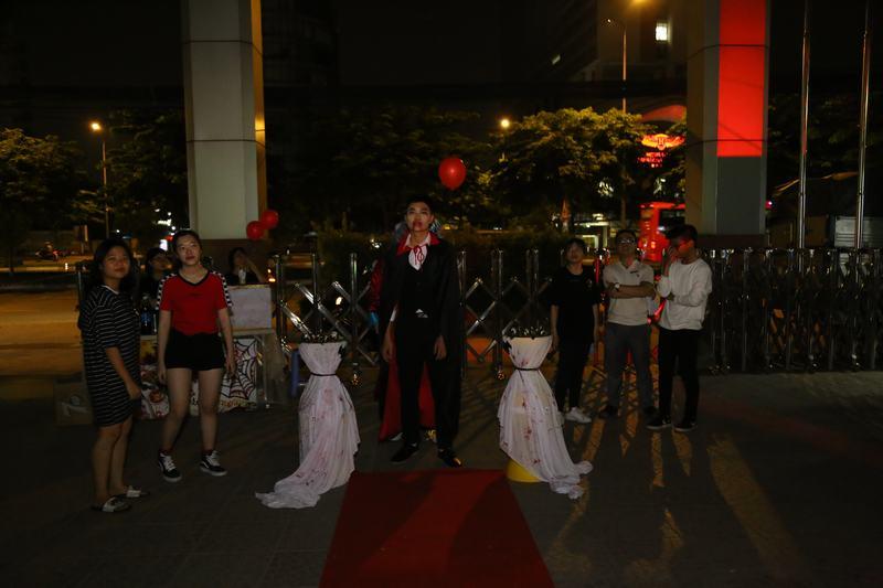 Carnival Wedding UEF 2107 3