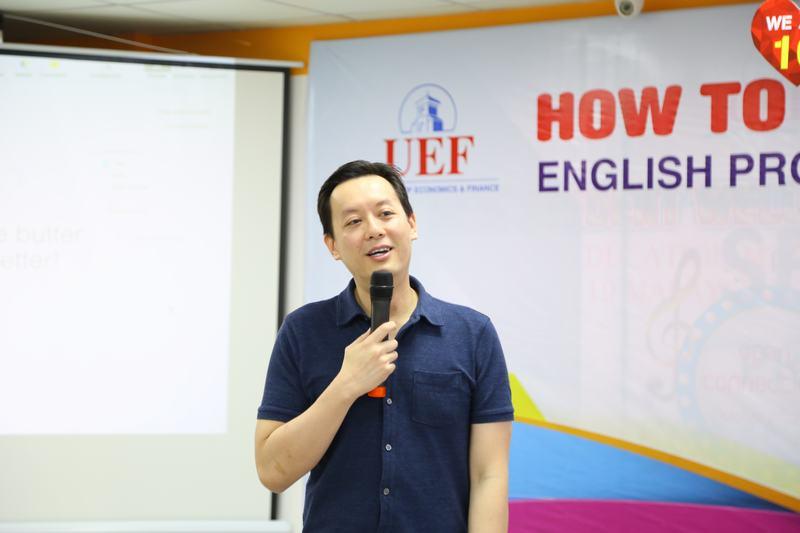 UEF thầy Kenny Nguyễn