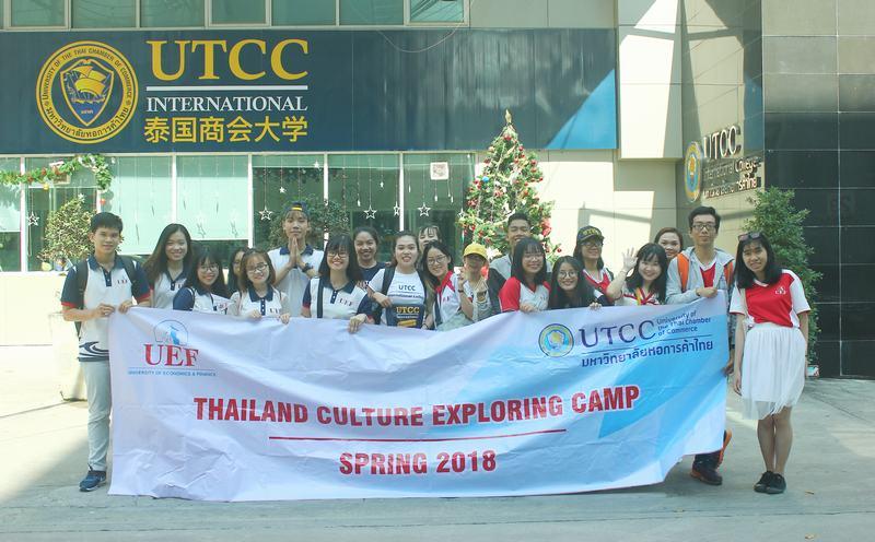 Sinh viên UEF vi vu học tập khắp các châu lục - 1
