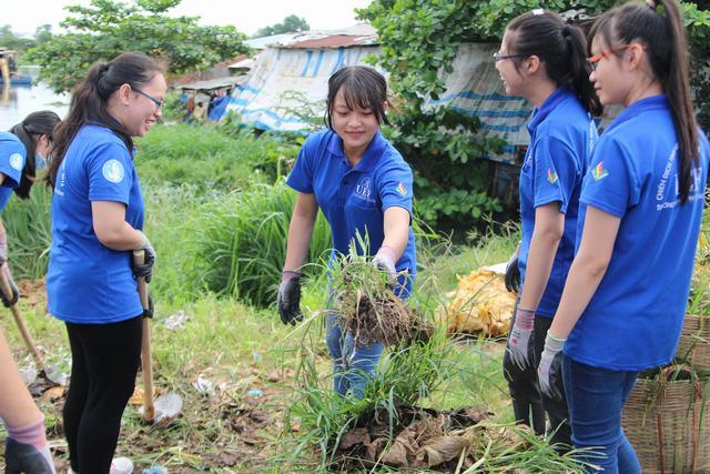 Tuổi trẻ UEF ơi, đã đến lúc khoác màu áo xanh tình nguyện!