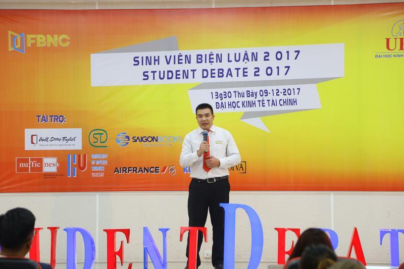 Student Debate - Biện luận sinh viên 2017 UEF