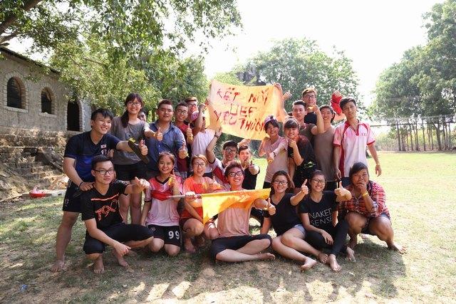 """Tuổi trẻ UEF đã sẵn sàng cho Hội trại """"48 giờ trải nghiệm"""""""