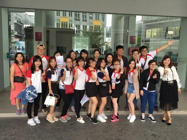 Nhìn lại hành trình giao lưu quốc tế tại Malaysia của sinh viên UEF