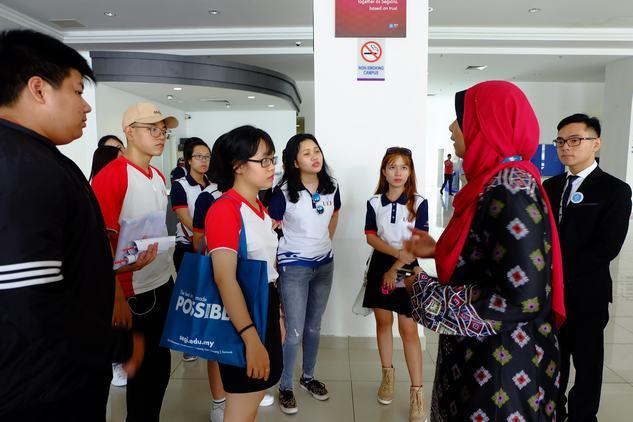 Sinh viên Đại học Technology Mara – Malaysia sẽ đến thăm và giao lưu tại UEF