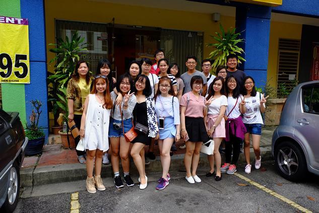 """Sinh viên UEF chính thức """"check in"""" tại Đại học SEGi – Malaysia"""